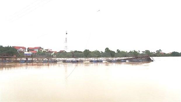 Holanda ofrece asistencia millonaria a zonas centrovietnamitas afectadas por inundaciones hinh anh 1