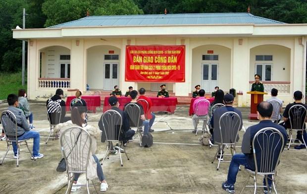 COVID-19: Vietnam reporta un nuevo caso importado hinh anh 1