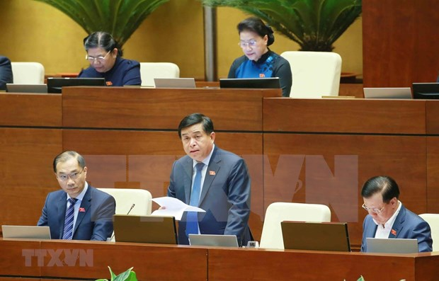 Concluyen debates parlamentarios sobre desarrollo socioeconomico y presupuesto estatal hinh anh 1