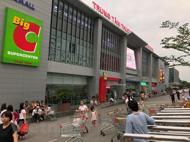 Grupo tailandes Central Retail promueve inversion en centro comercial a gran escala en provincia vietnamita hinh anh 1