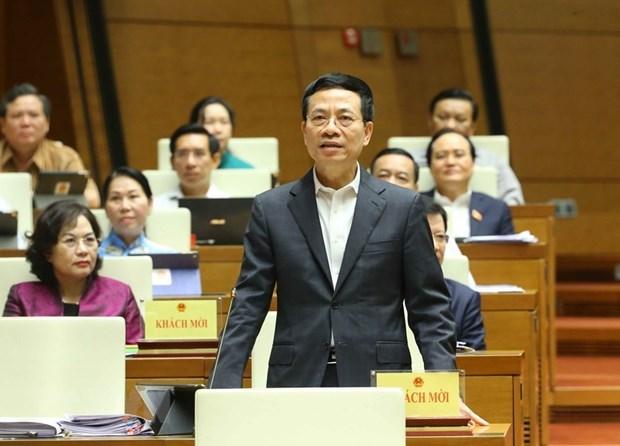 Revelan plan para el futuro del sector de Informacion y Comunicacion de Vietnam hinh anh 1