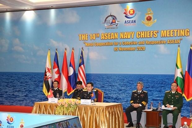 Vietnam destaca importancia de cooperacion internacional en el mar hinh anh 1