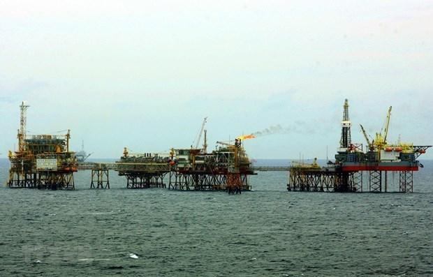 Produccion de PetroVietnam supero el plan previsto hinh anh 1