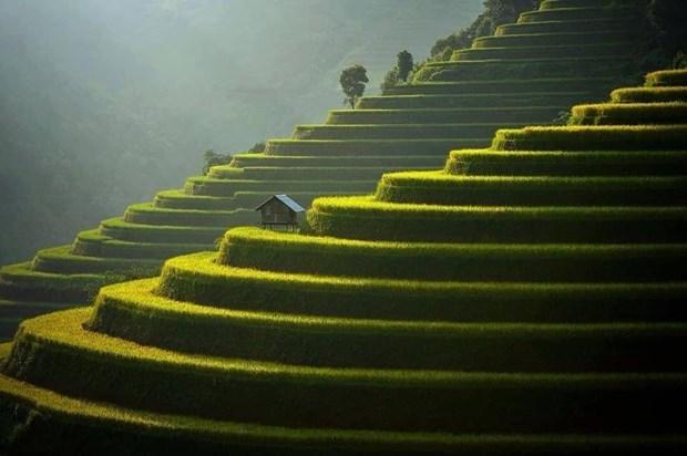 Mu Cang Chai elegido en el top 50 destinos mas bellos del mundo en 2020 hinh anh 1