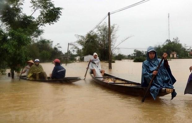 Comunidad vietnamita en el exterior respalda a connacionales afectados por inundaciones hinh anh 1