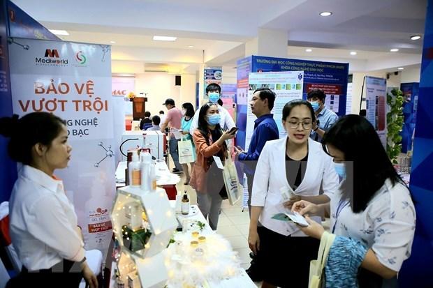 Efectuan Feria de Tecnologia y Equipos Biotecnologicos en Ciudad Ho Chi Minh hinh anh 1