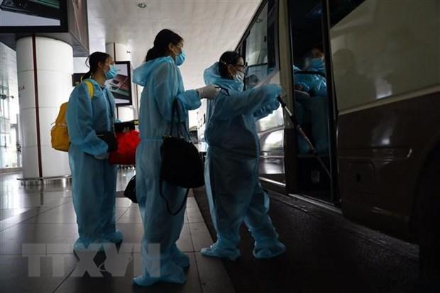Cierra Vietnam jornada sabatica sin nuevo caso de COVID-19 hinh anh 1