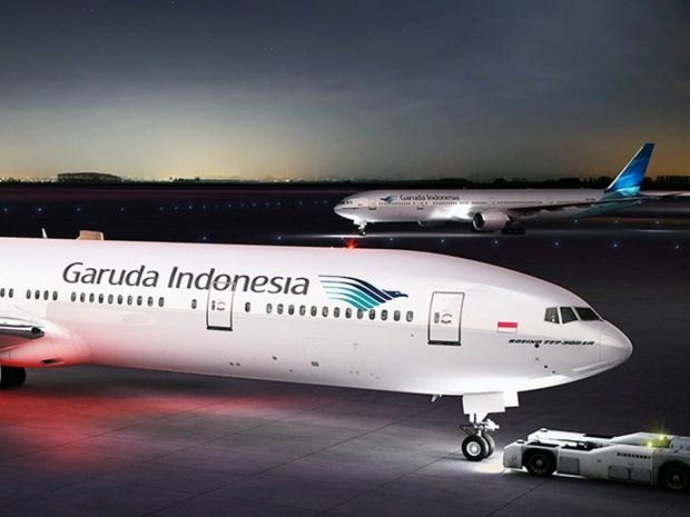 Aerolinea Garuda Indonesia enfrenta acusaciones de soborno hinh anh 1