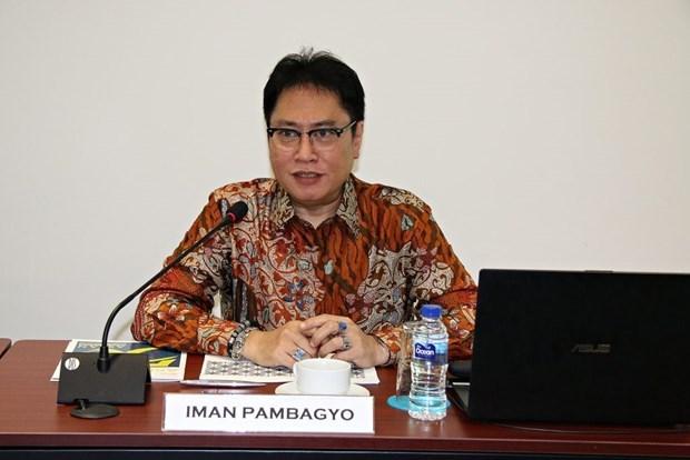 Indonesia espera firmar RCEP en la proxima semana hinh anh 1