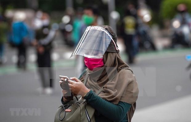 Yakarta prolonga restricciones sociales de transicion a gran escala hinh anh 1