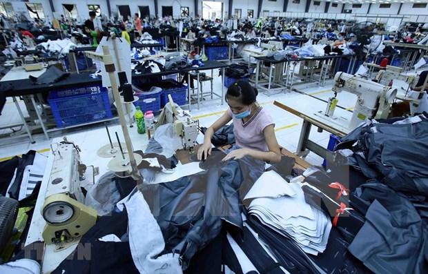 Reducen Indice de Produccion Industrial de Ciudad Ho Chi Minh hinh anh 1