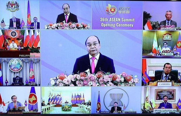 Acuerdo RCEP se firmara en la 37 Cumbre de ASEAN, segun embajadora singapurense hinh anh 1