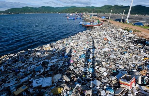Organizaciones internacionales en Hanoi firman compromisos por sostenibilidad medioambiental hinh anh 1