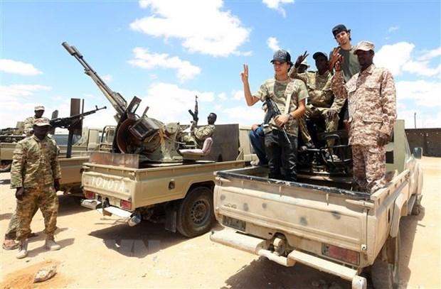 Vietnam califica proceso de paz liderado por Libia como unica solucion para ese pais hinh anh 1