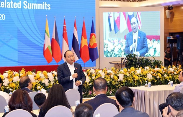 Vietnam, preparado para Cumbre 37 de ASEAN hinh anh 1