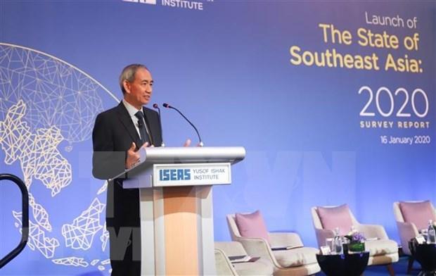Experto singapurense destaca desempeno de Vietnam como presidente de la ASEAN en 2020 hinh anh 1