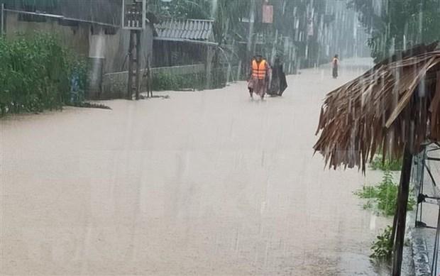 Gobierno de Canada presta asistencia a victimas de desastres naturales en el Centro de Vietnam hinh anh 1
