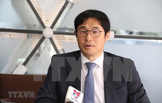 Firma inminente de RCEP genera expectativas, segun experto sudcoreano hinh anh 1