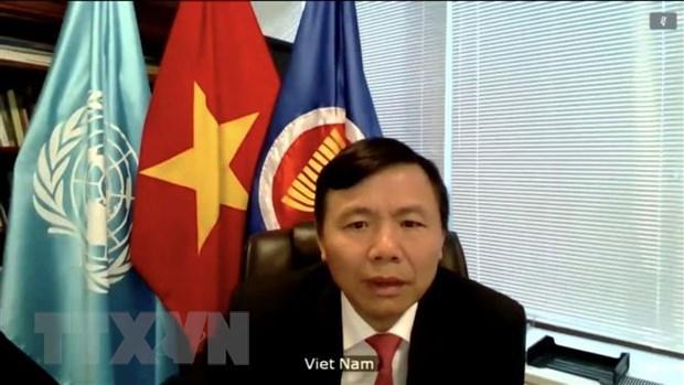 Vietnam participa en votacion a nuevos magistrados de la Corte Internacional de Justicia hinh anh 1