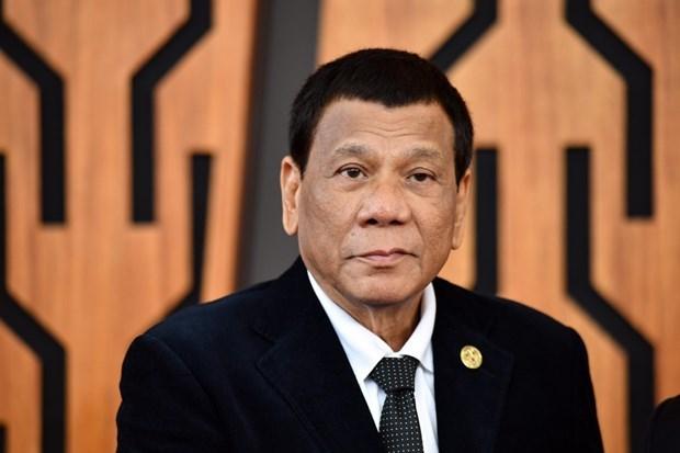 Filipinas reitera postura sobre la solucion pacifica de cuestion del Mar del Este hinh anh 1