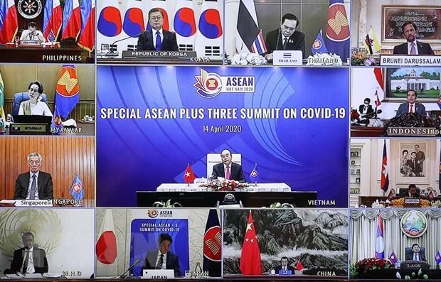 Destacan capacidad de Vietnam durante mandato presidencial de la ASEAN hinh anh 1