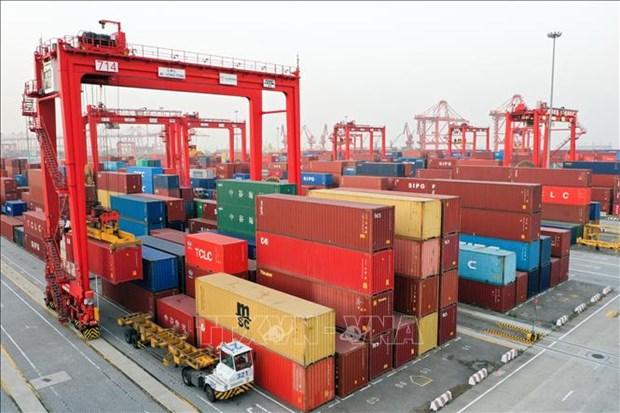 Intercambios economicos entre ASEAN y China aumentan a pesar del COVID-19 hinh anh 1