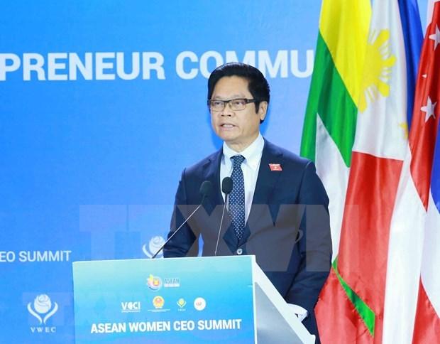 Inauguran Cumbre de Negocios de Vietnam 2020 hinh anh 1