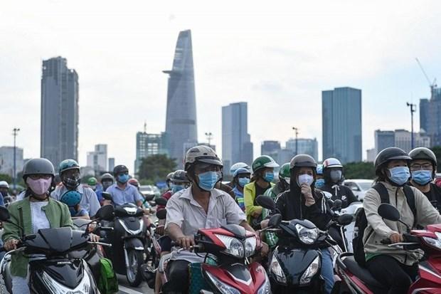 Economia de Vietnam podria superar a Singapur, segun Global Business Outlook hinh anh 1