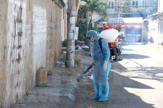 COVID-19: Numero de pacientes en Vietnam mantiene intacto esta manana hinh anh 1