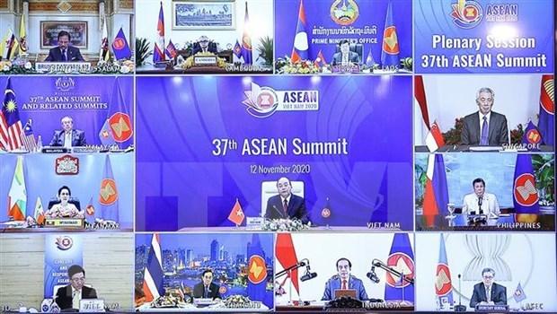 XXXVII Cumbre ASEAN: Efectuaran Cumbres Mekong- Corea del Sur y Mekong- Japon hinh anh 1