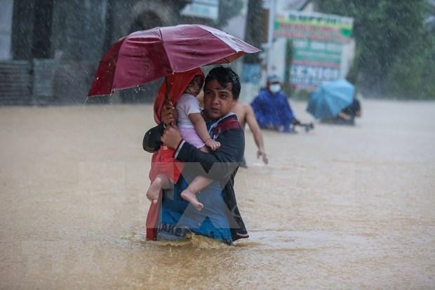 Vamco causa 26 muertes y decenas de desaparecidos en Filipinas hinh anh 1