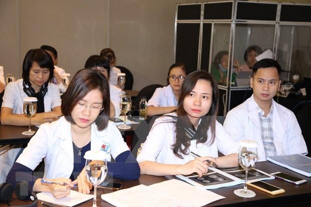 Australia ayuda a Vietnam a mejorar capacidad de diagnostico de cancer de mama hinh anh 1