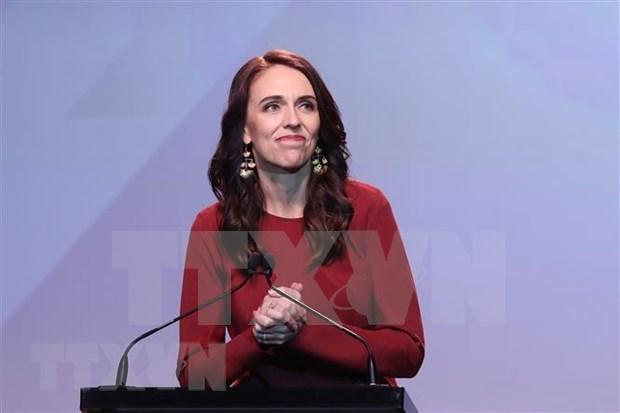 Primera ministra de Nueva Zelanda corrobora disposicion de consolidar asociacion con la ASEAN hinh anh 1