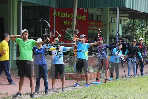 Hanoi acelera preparacion para SEA Games 31 hinh anh 1