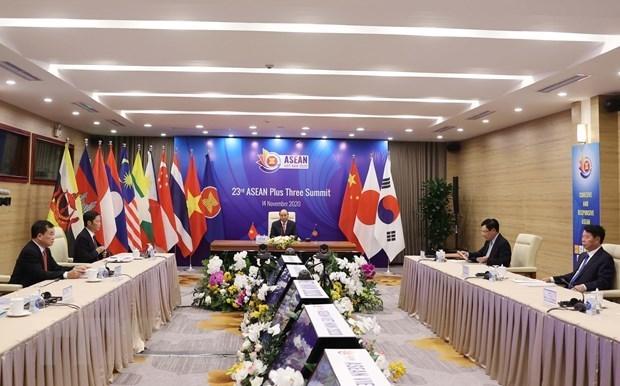 ASEAN 2020: Nuevas oportunidades para las empresas de ASEAN hinh anh 1
