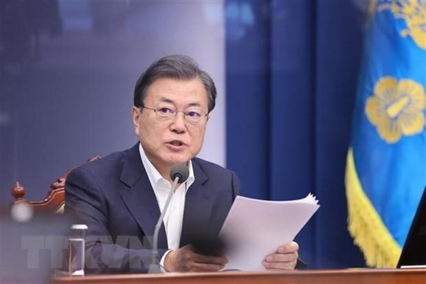 ASEAN 2020: Corea del Sur propone solidaridad y cooperacion contra COVID-19 hinh anh 1