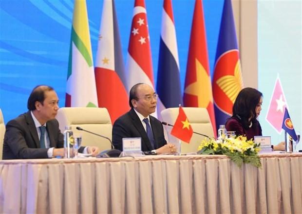 Realiza Vietnam grandes esfuerzos para completar la presidencia de la ASEAN hinh anh 1