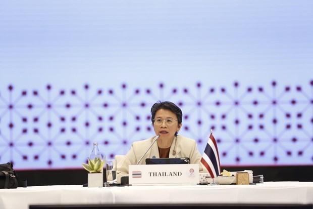 Tailandia: COVID-19 no puede retrasar agenda de ASEAN hinh anh 1