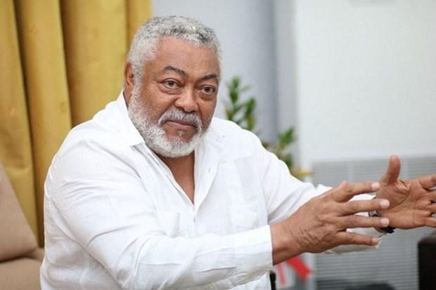 Vietnam extiende condolencias a Ghana por fallecimiento del expresidente Jerry John Rawlings hinh anh 1