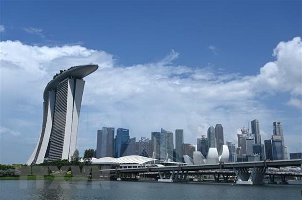 Singapur y Filipinas cooperan en el intercambio de datos financieros hinh anh 1