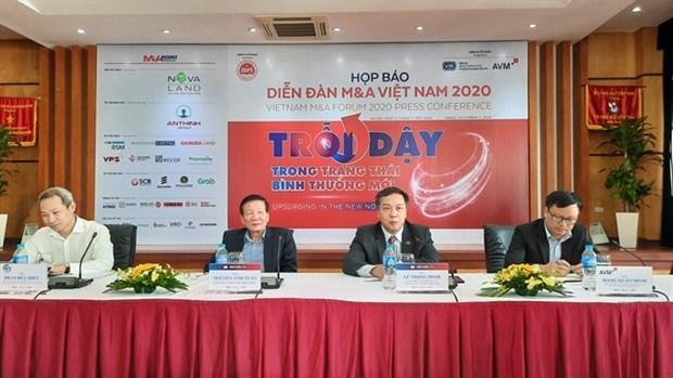 Celebraran en Vietnam Foro de Fusiones y Adquisiciones hinh anh 1