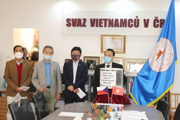 Comunidad vietnamita en la Republica Checa afirma posicion cada vez mas solida hinh anh 1