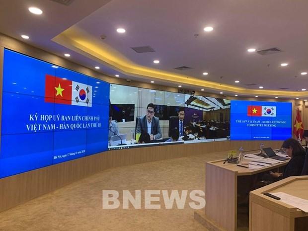 Destacan nexos de cooperacion entre Vietnam y Corea del Sur hinh anh 1