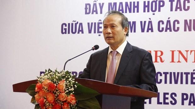 Vietnam y paises africanos de habla francesa por ampliar la cooperacion hinh anh 1