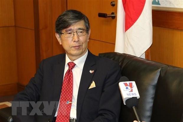 ASEAN 2020: Embajador japones enaltece papel de Vietnam hinh anh 1