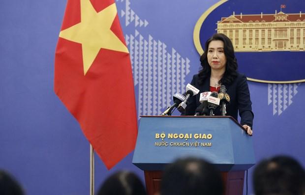Reitera Vietnam importancia de relaciones con Camboya hinh anh 1