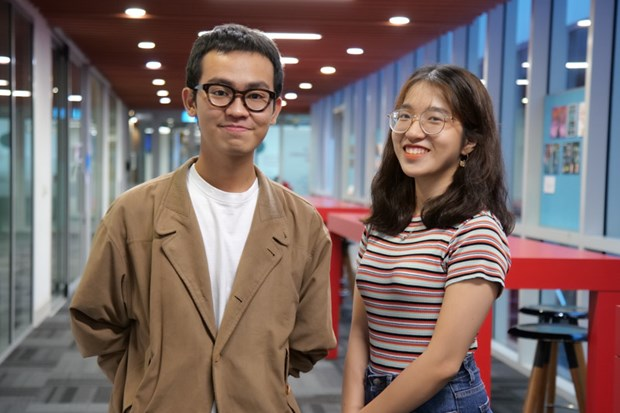 Vietnam gana Concurso de Explorador de Ciencia de Datos ASEAN hinh anh 1