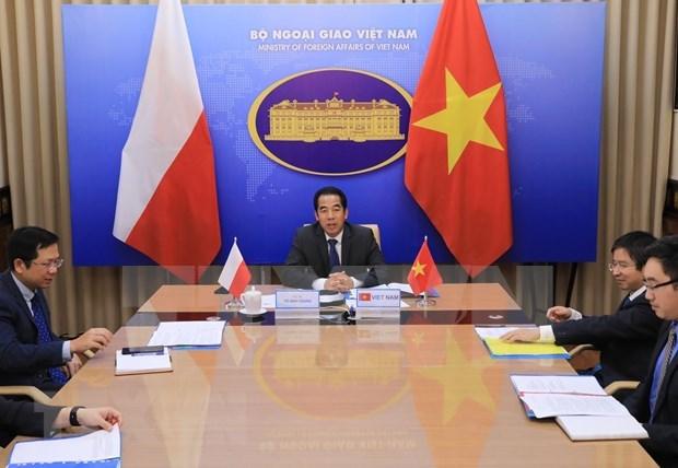 Vietnam y Polonia por aprovechar EVFTA hinh anh 1
