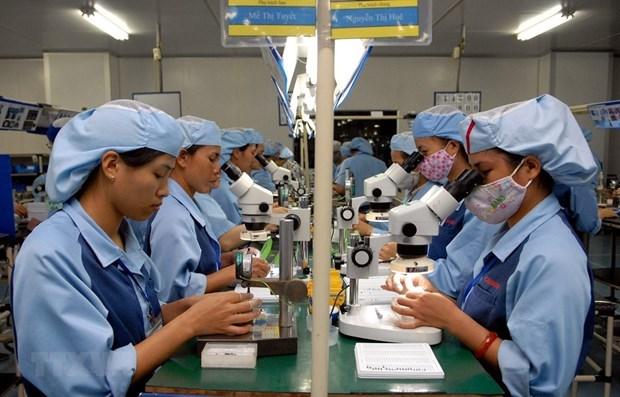 Provincia vietnamita Binh Duong elabora estrategias de desarrollo a largo plazo para industria auxiliar hinh anh 1