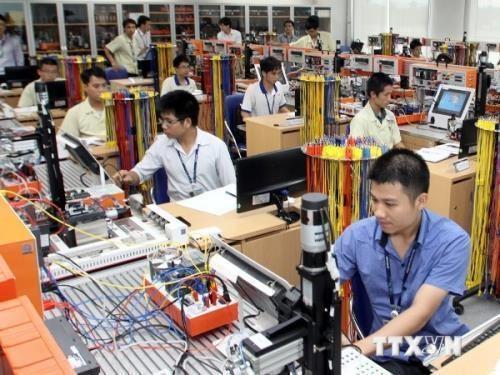 Ciudad Ho Chi Minh por desarrollar industria auxiliar hinh anh 1